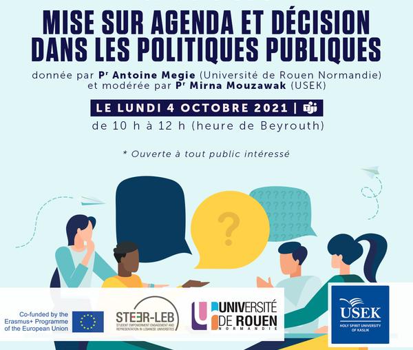 Mise sur agenda et décision dans les politiques publiques